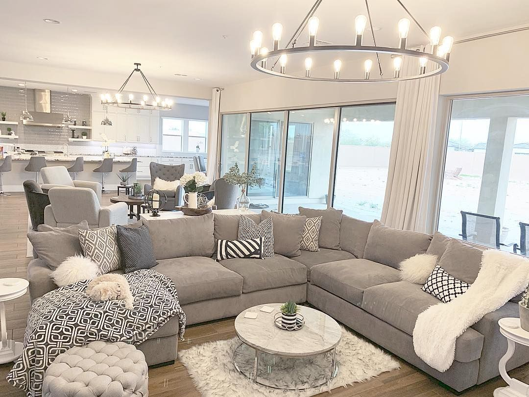 """Check out the best in living room furniture with articles like how to tighten the arm on a reclining sofa, how to repair leaning recliners, & more! Modern Farmhouse Glam on Instagram: """"Enjoying the bright ..."""