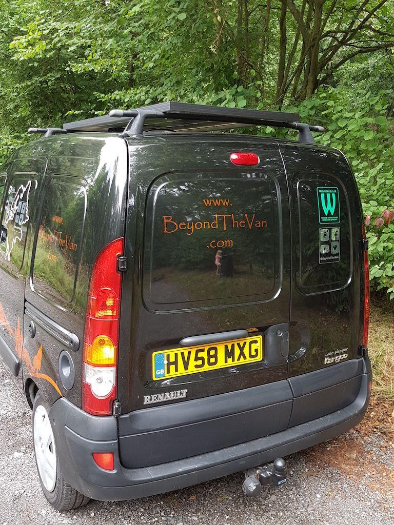 A New Beyond Is Born Beyond The Van In 2020 Micro Camper Minivan Camping Van Life