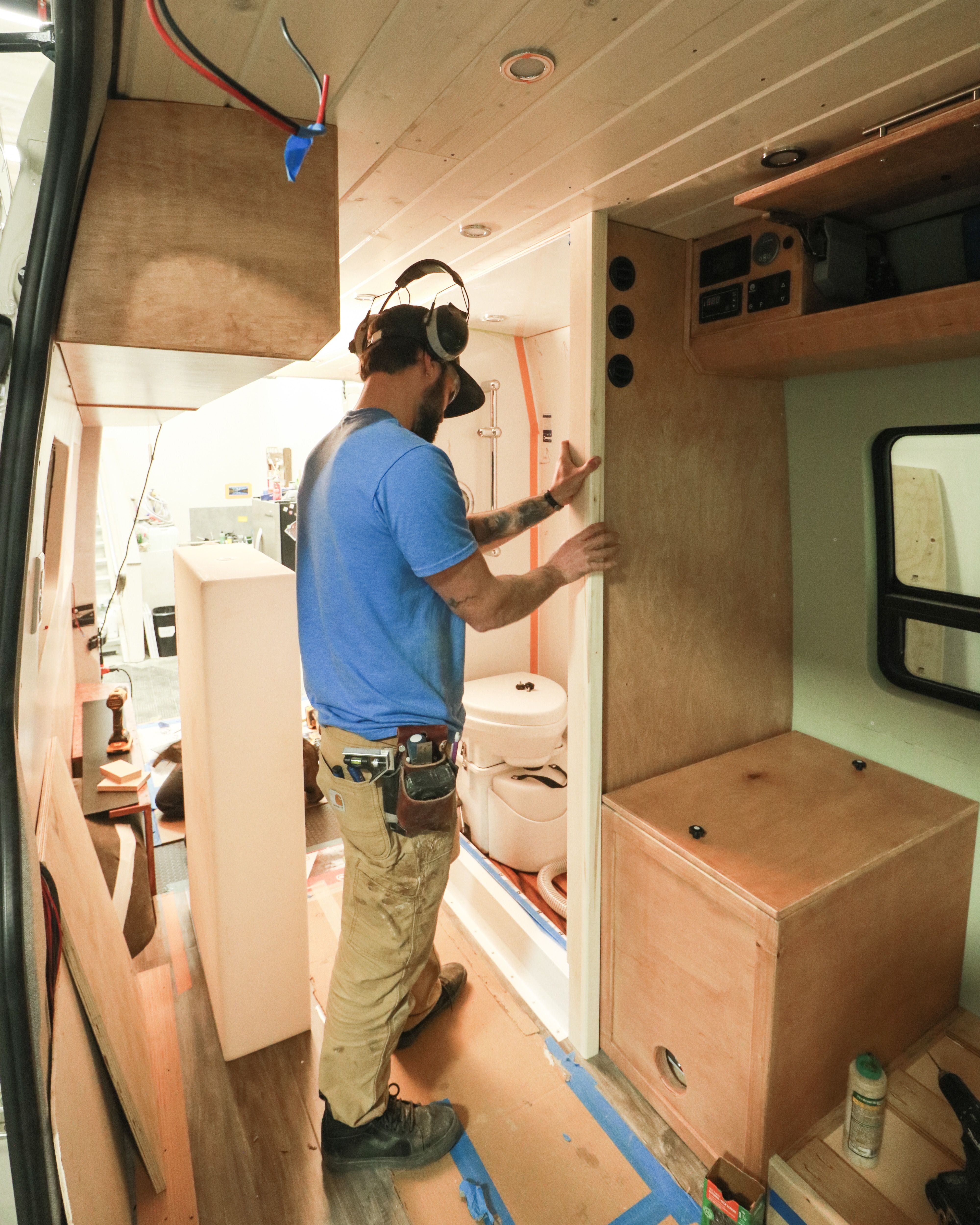 Process Freedom Vans Camper Van Conversion Diy Van Conversion Layout Van Conversion
