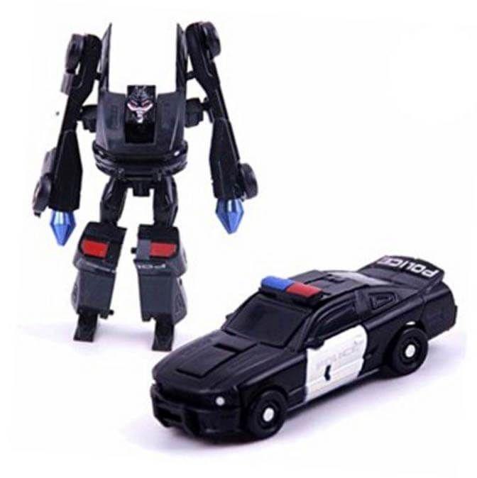 Eine perfekte Ergänzung zu jedem Transformator Roboter Film & Comic-Sammlung! Material : High quality Size : Approx 12cm Age Range: 5-7 Years