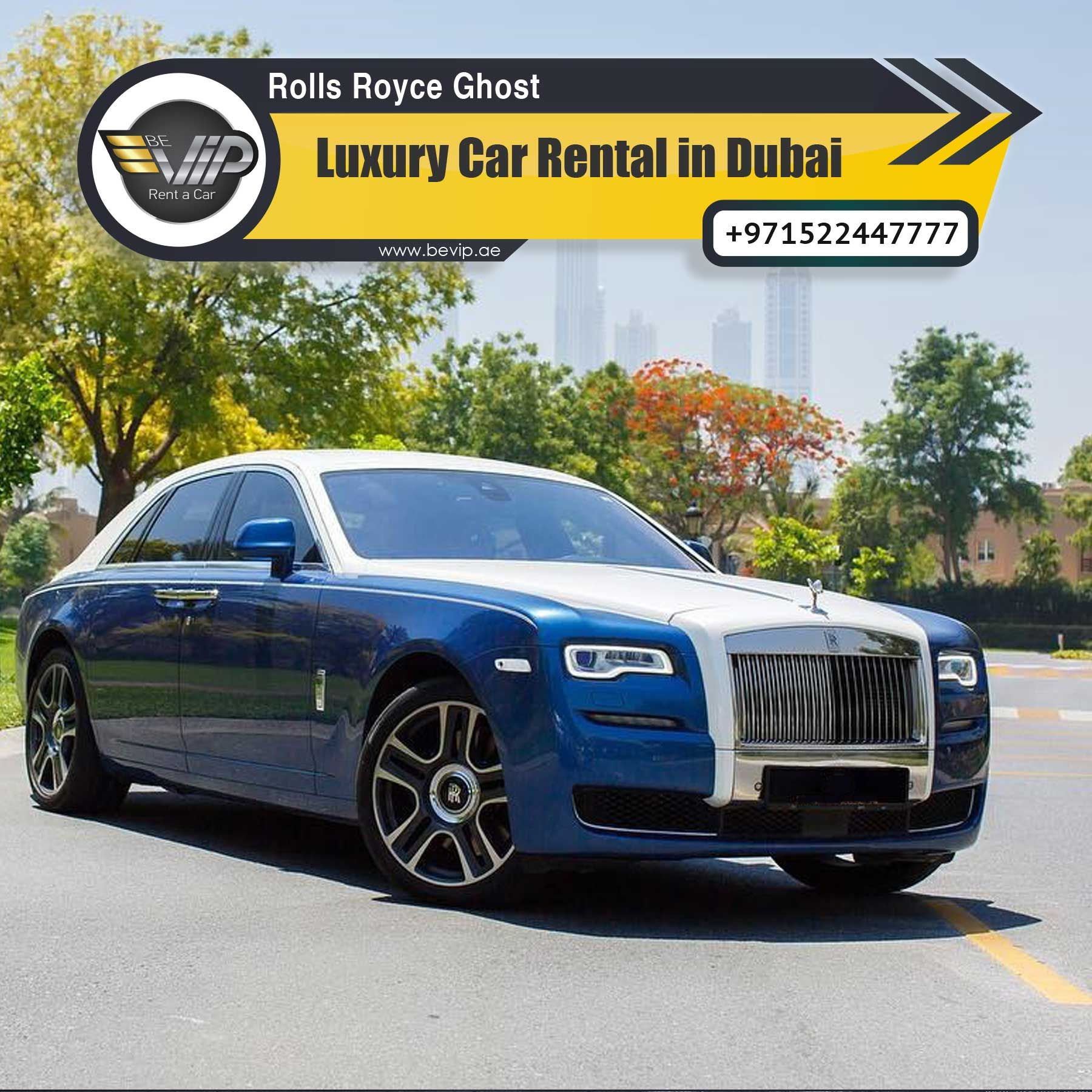 Rolls Royce Ghost For Rent Dubai Luxury Car Rental Rolls Royce Luxury Cars