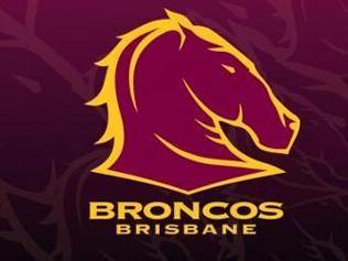 Brisbane Broncos Nrl Mascot Branding And Logos Denver