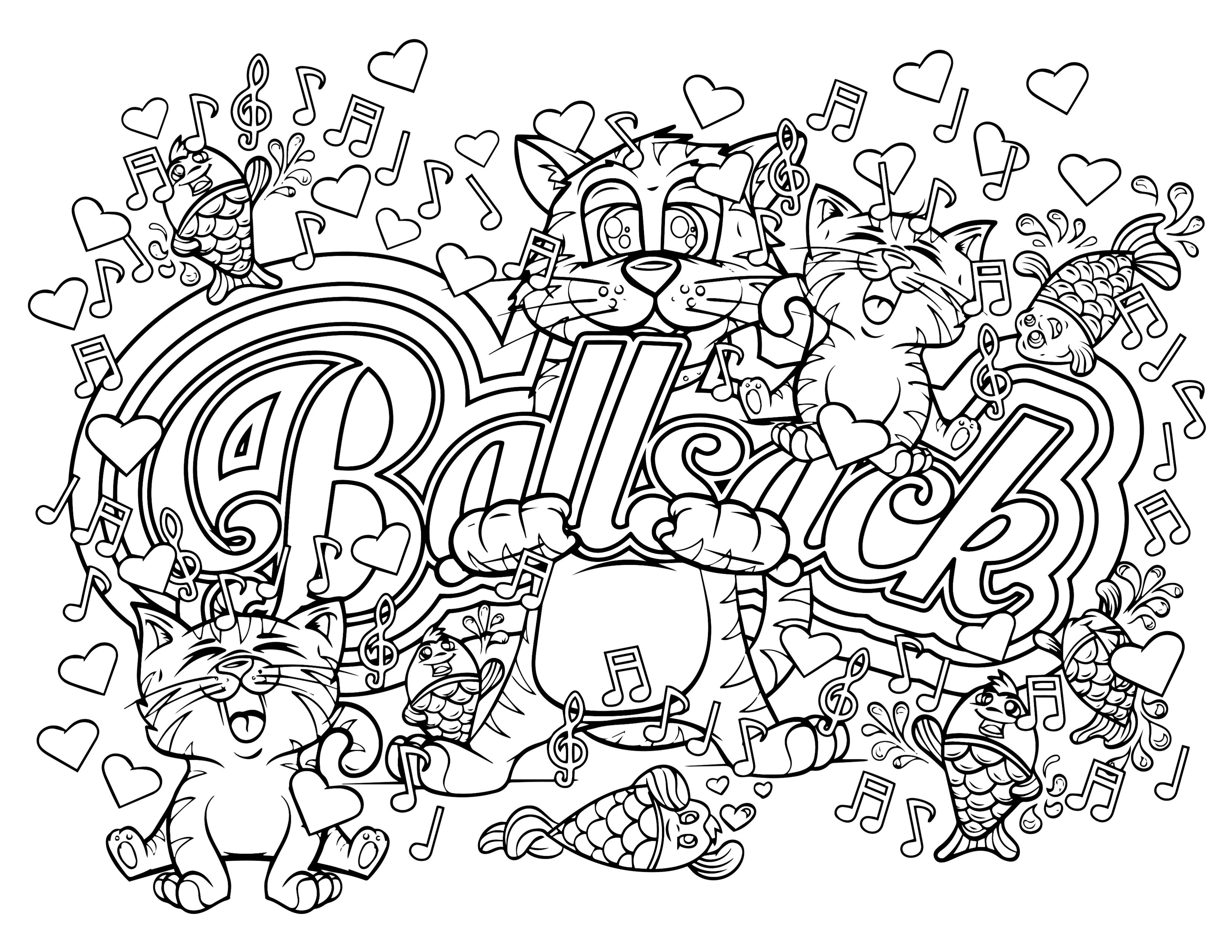 Bad word coloring pages - This Is A New Page From My Swear Word Coloring Book I Would Love Some