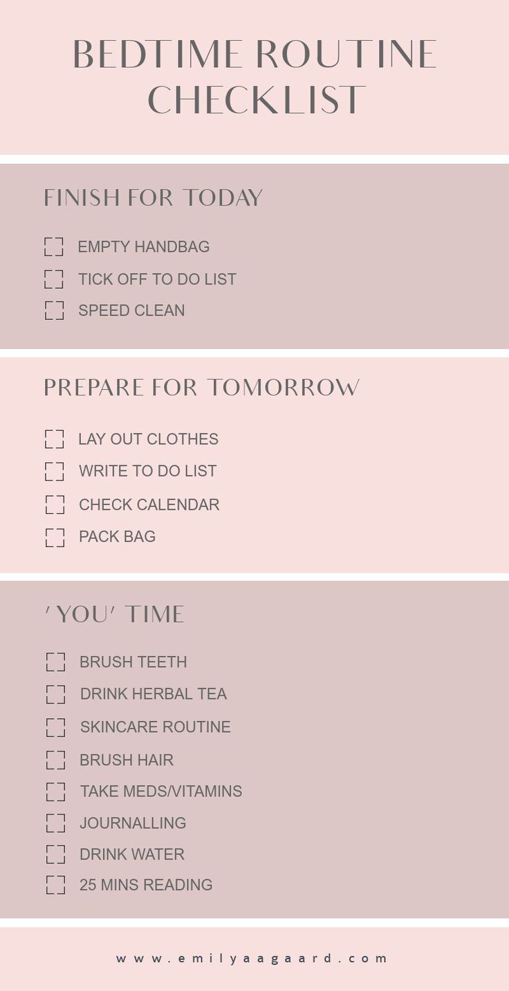 Evening Routine for a Productive Tomorrow #morningroutine