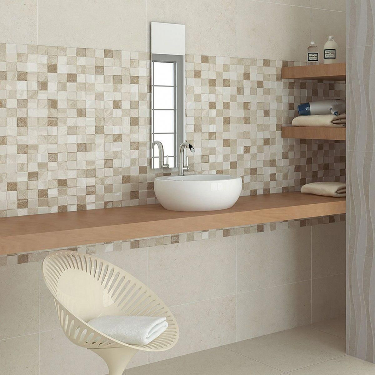 Idea Tricks Also Guide With Regard To Getting The Ideal Result And Also Making The Optimum Usage Of Bathroom In 2020 With Images Room Tiles Design Tile Bathroom Mosaic Bathroom
