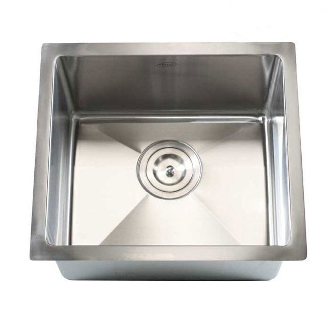 17 Undermount Stainless Steel Kitchen Bar Sink 15mm Radius Undermount Kitchen Sinks Stainless Steel Kitchen Kitchen Bar Design