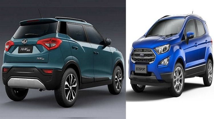 Mahindra Xuv300 And Ford Ecosport Whose Engine Is The Most