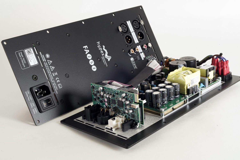 New Hypex FA 252 plate amp | Audio