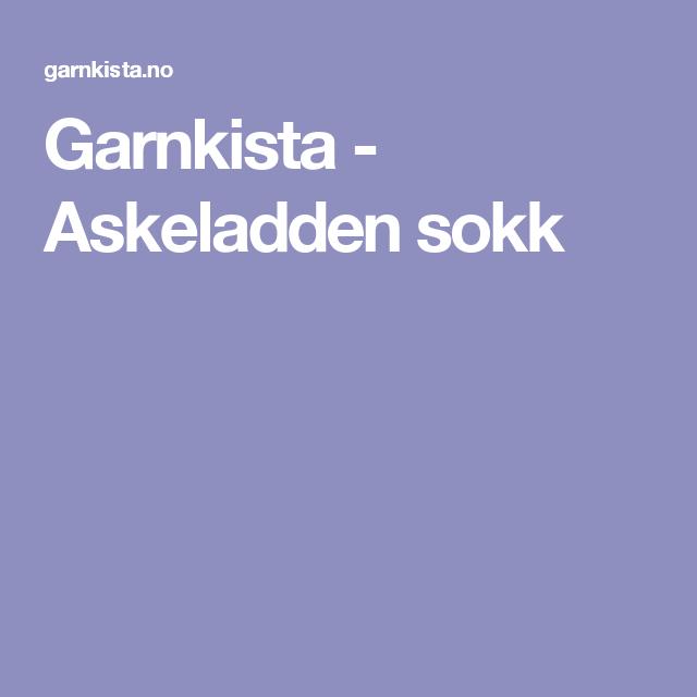 Garnkista - Askeladden sokk