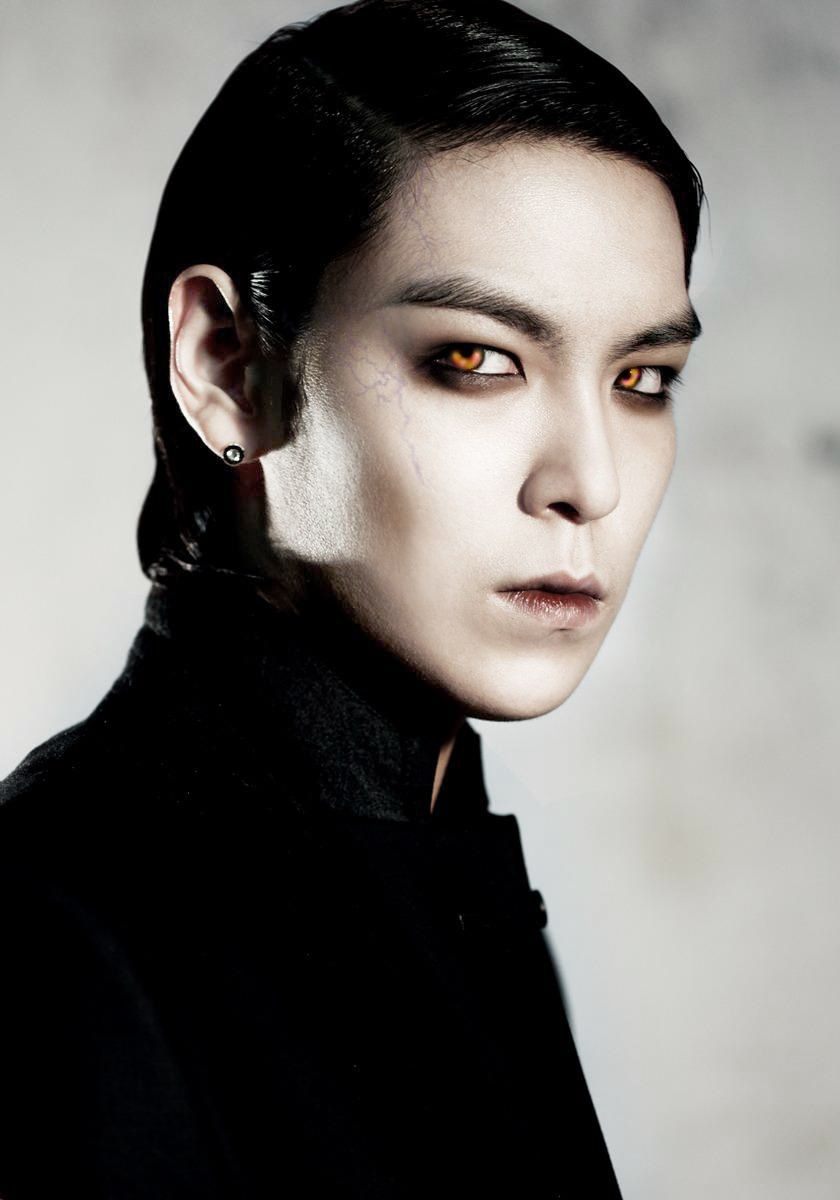 Vampire T.O.P.. better than Twilight. Let's do a petition to have it redone. :)