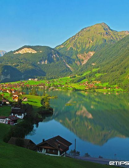 Lungern, Switzerland | by eTips Travel Apps