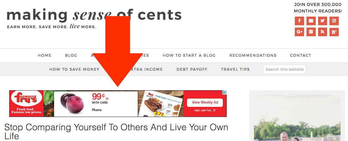 earn money blogging online how to