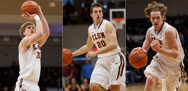 Men S Basketball Selected Preseason Favorites In Southern Conference University Athlete Elon University Athlete
