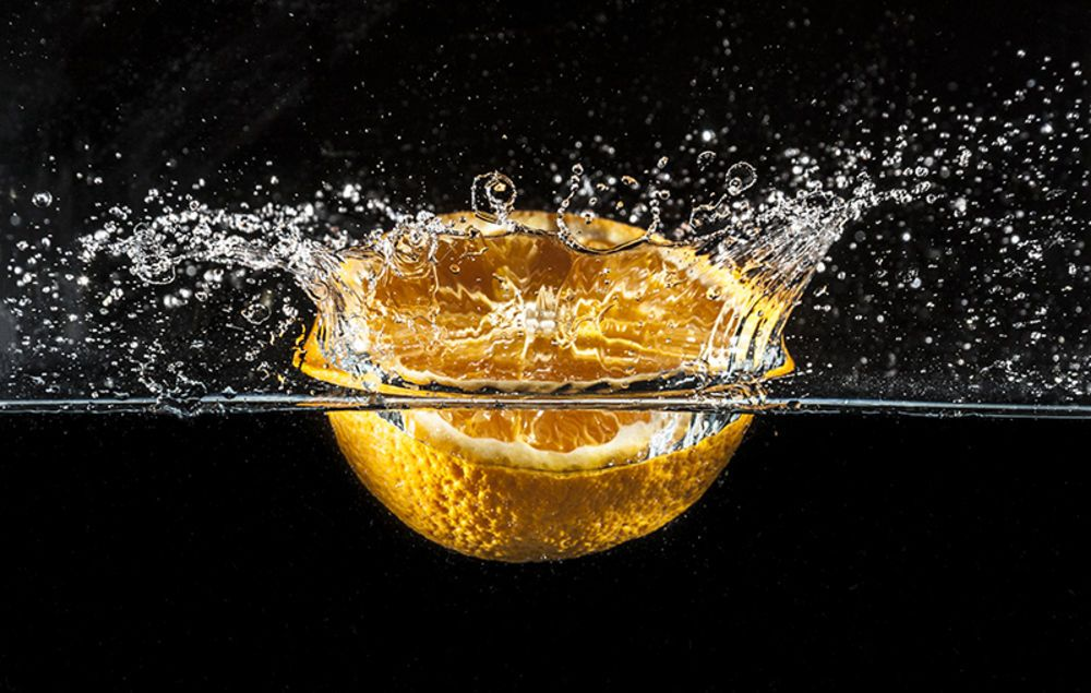 High Speed Fruit Photography Google Search High Speed And Long - Fruit provides light for long exposure photographs