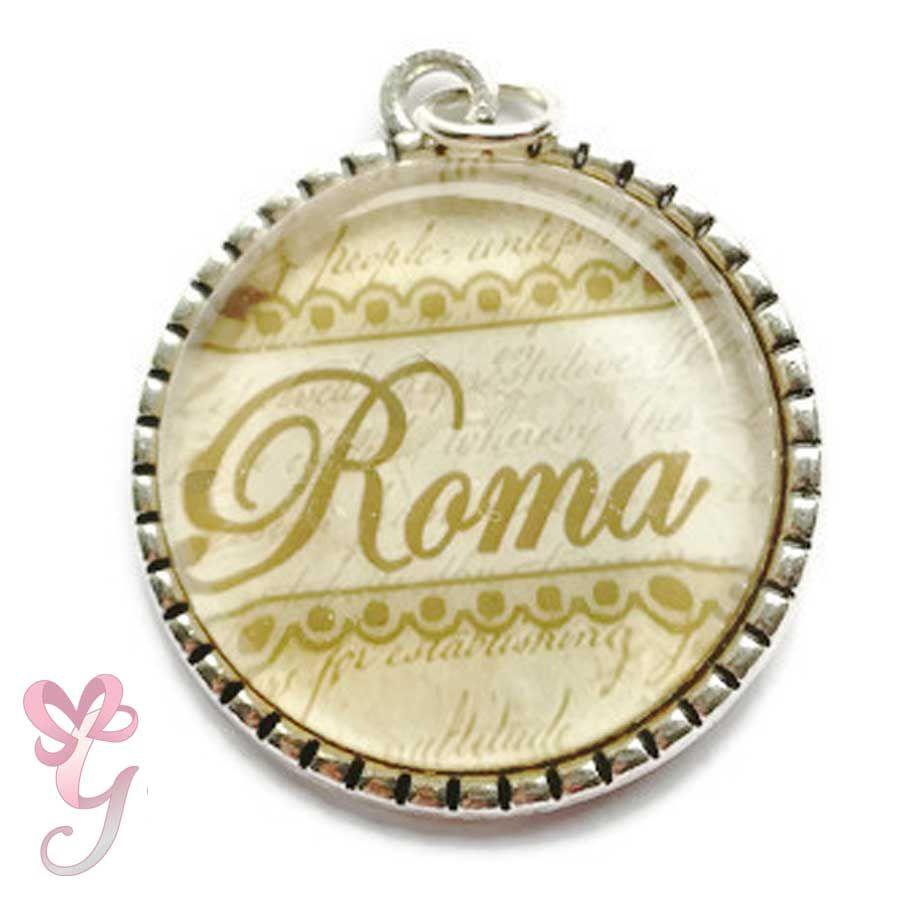 Medaillon Roma