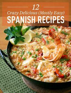 12 stunningly easy spanish recipes easy spanish recipes spanish 12 stunningly easy spanish recipes forumfinder Images