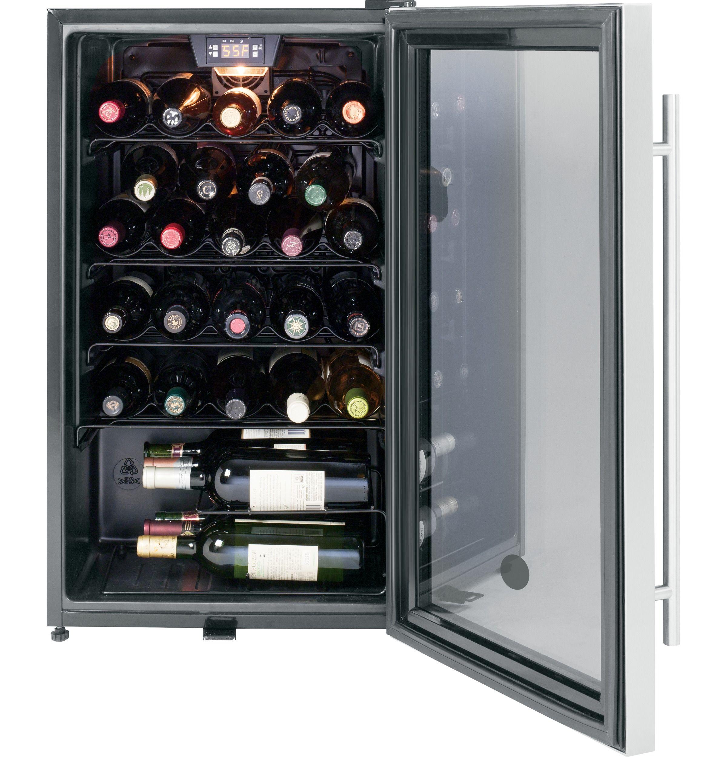 GWS04HAESS GE® Wine Center GE Appliances Wine cooler