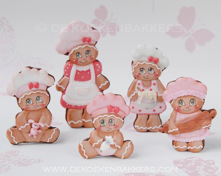Here's a cute one     http://www.dekoekenbakkers.com #cookies
