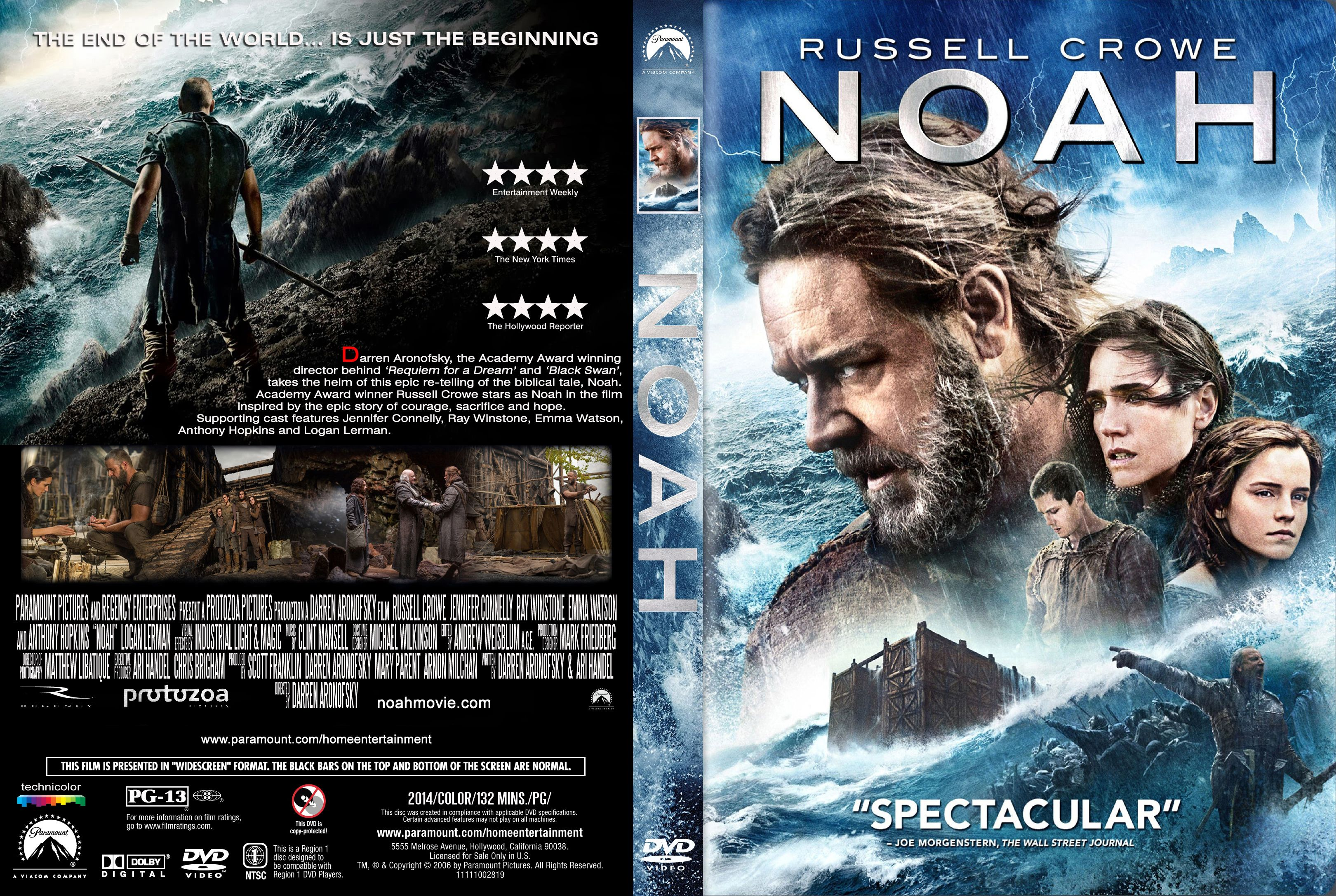 Noah 2014 1080p Action Adventure Drama Get Dvd Rs 250 A