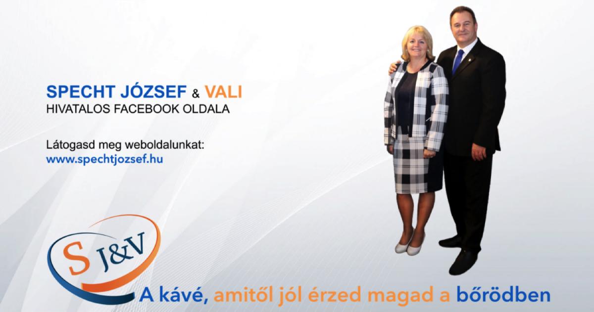 - SPECHT JÓZSEF & VALI HIVATALOS WEBOLDALA
