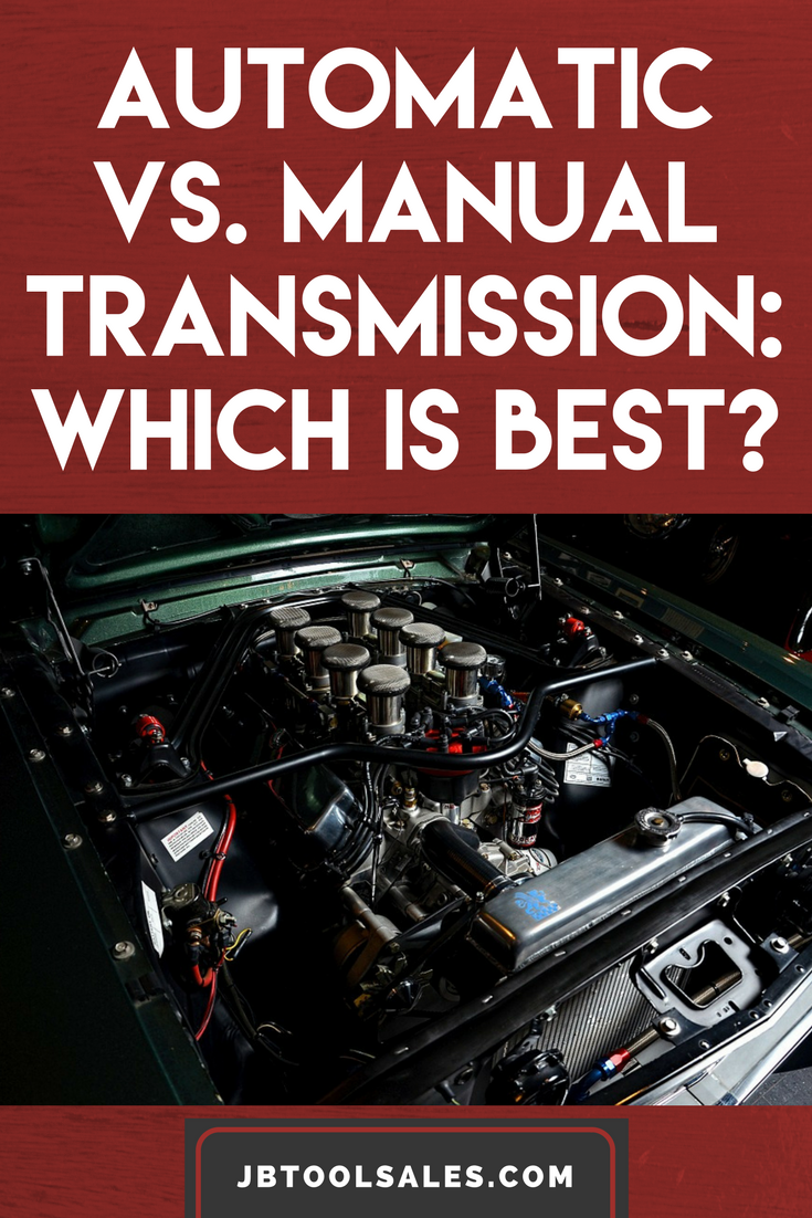 Automatic vs Manual Transmission: Which is Best? | Pinterest ...