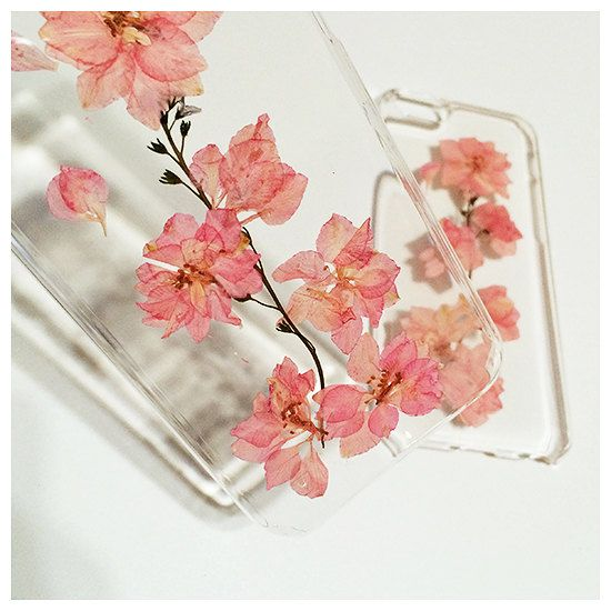 Pressed Flower Phone Case iPhone 6 Case iPhone 6 by FreshOnTheCase