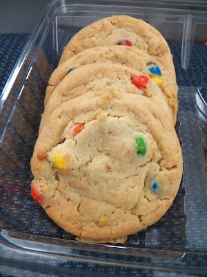 Safeway S M M Cookies Love These They Were Called Chipper Cookies Photo Only Candy Cookies Food M M Cookie Recipe
