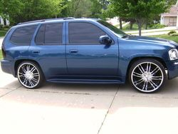 Envoy Denali Rims Silver Find Custom Gmc Envoy At Cardomain Com