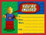 lego birthday invitations