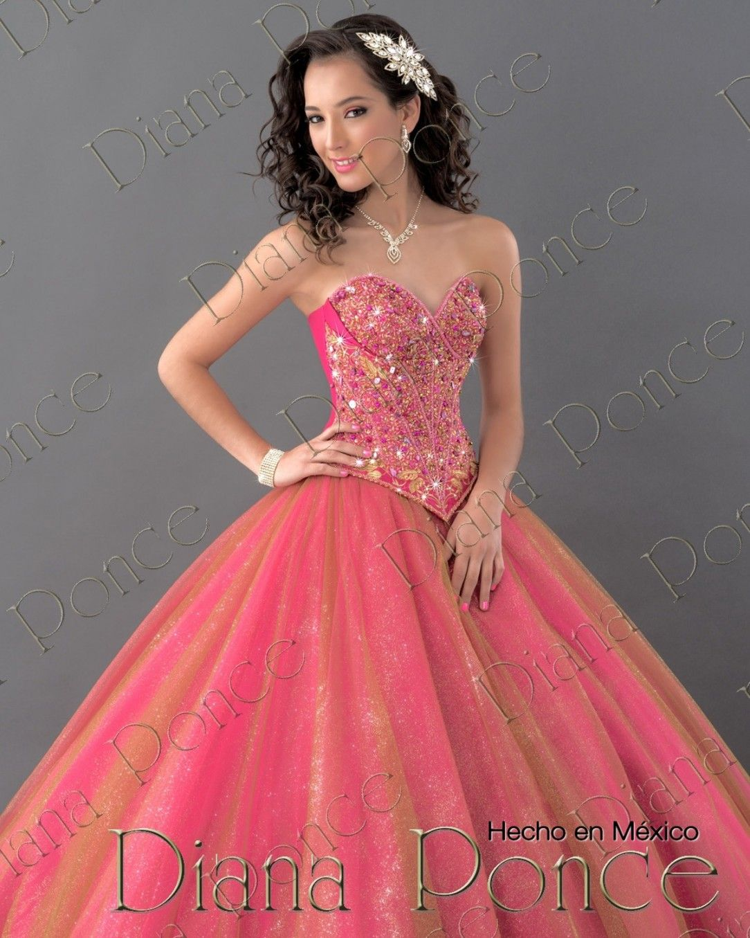 dress prom xv year