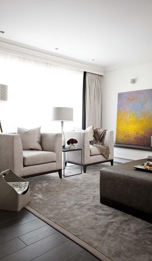 interior design portfolio  highend interiors