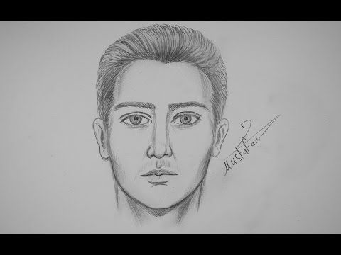 تعليم الرسم للمبتدئين تعليم رسم وجه بالرصاص خطوة بخطوة للمبتدئين Youtube Self Portrait Drawing Art Drawings Sketches Simple Drawing For Beginners