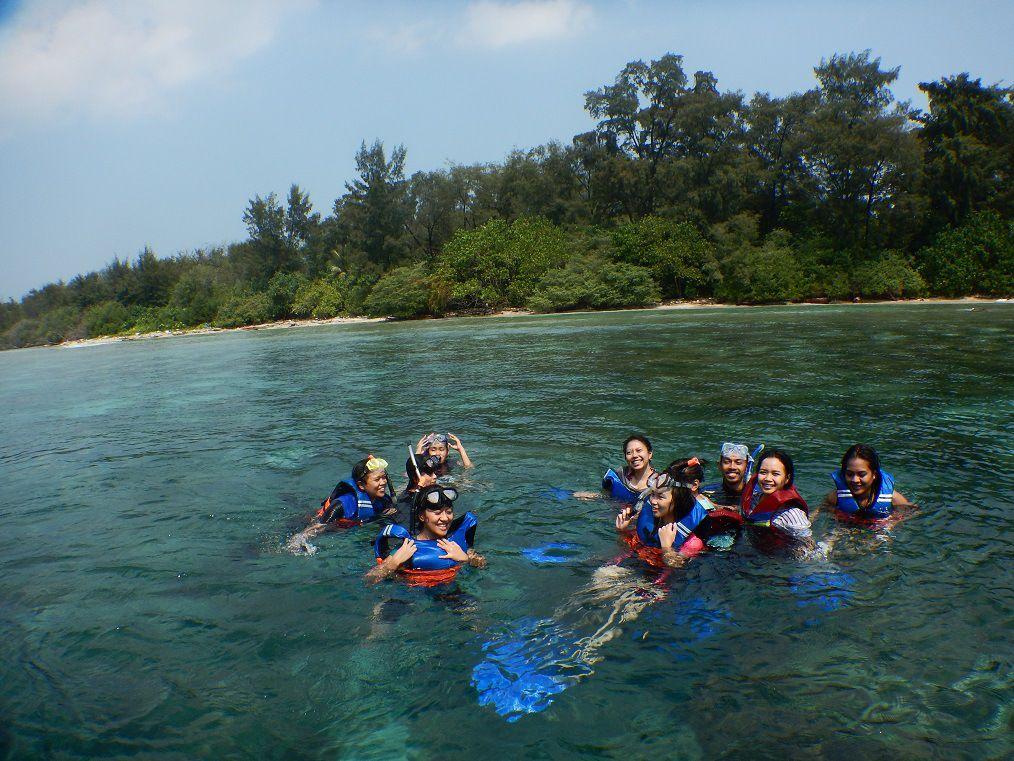 Open Trip Pulau Sangiang Banten Wisata Murah Backpacker