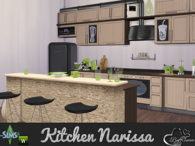 BuffSumm's Kitchen Narissa