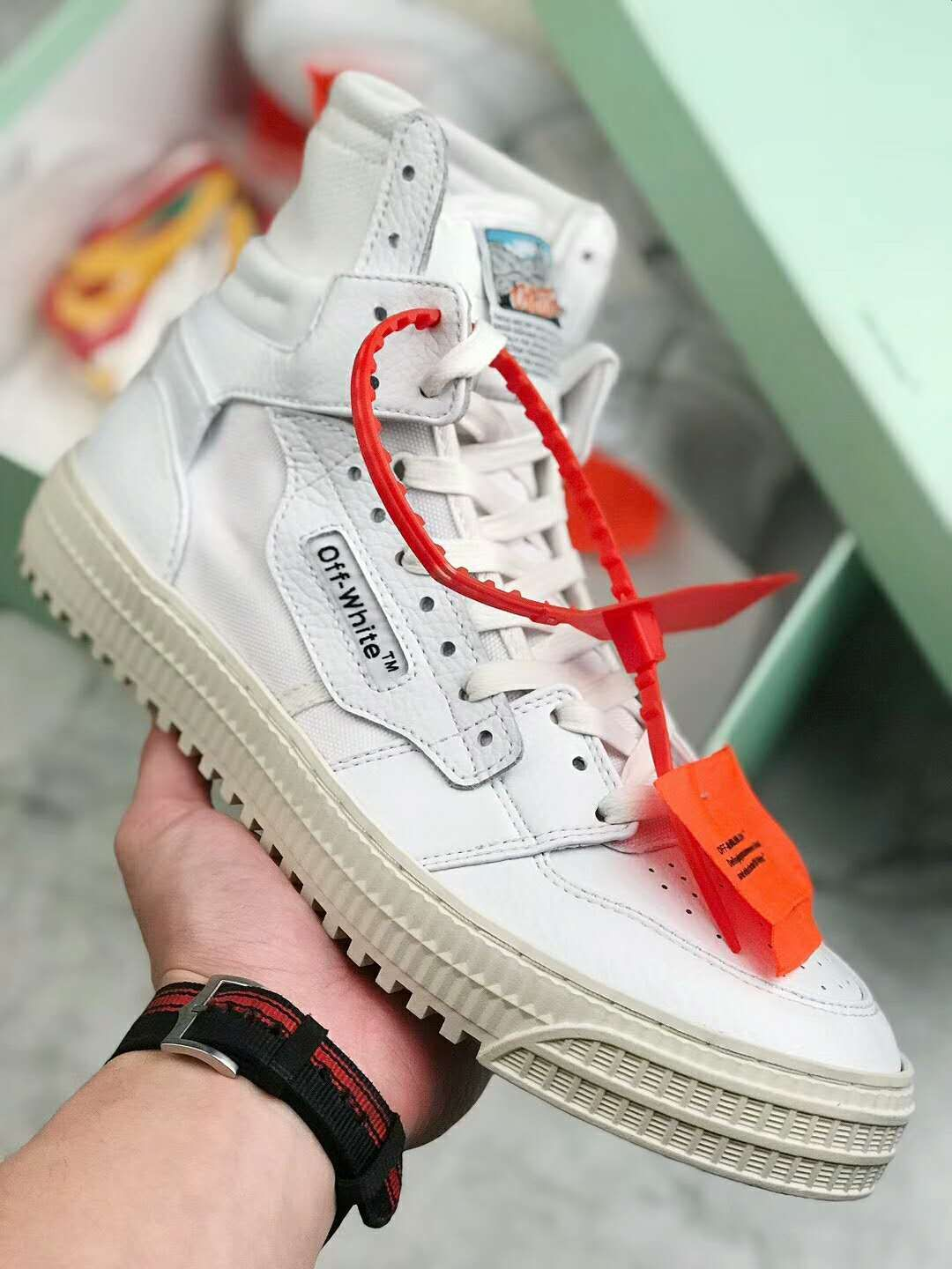 ee17c3b61d2c3 Off-White CUP SOLE 3.0 Low Off-Court Sneaker