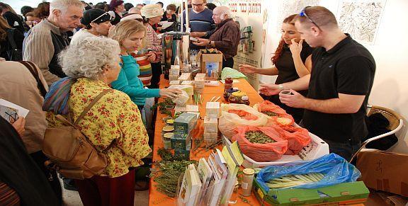 אוכלים בריא 7 – כנס התזונה והבריאות הגדול בישראל