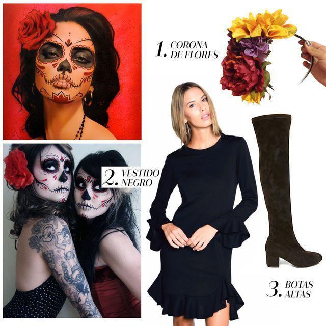 ¡Por fin llega la noche más terrorífica (y divertida) del año!! La noche de Halloween ya está aquí y con ella os traemos un especial de ideas fáciles de disfraces para Halloween. Si eres de las que no