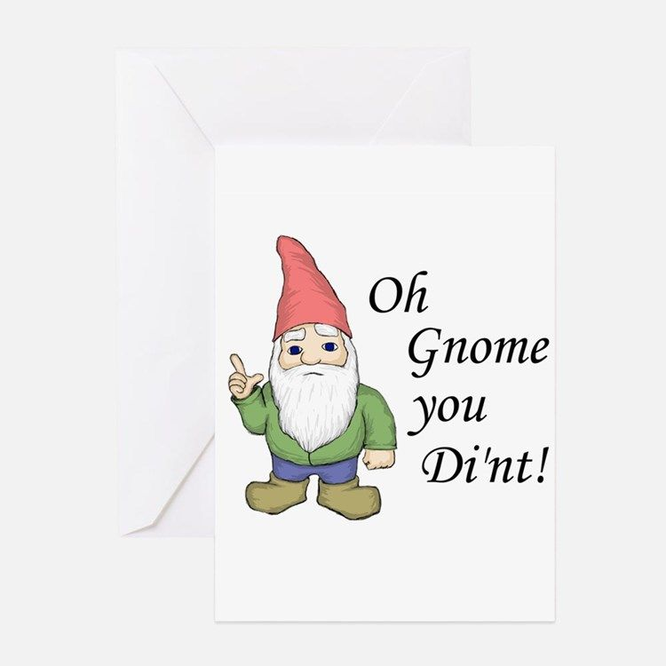 Image Result For Birthday Gnome Puns