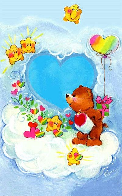care bear clipart | Care Bear Clip Art 935 | Flickr - Photo Sharing!