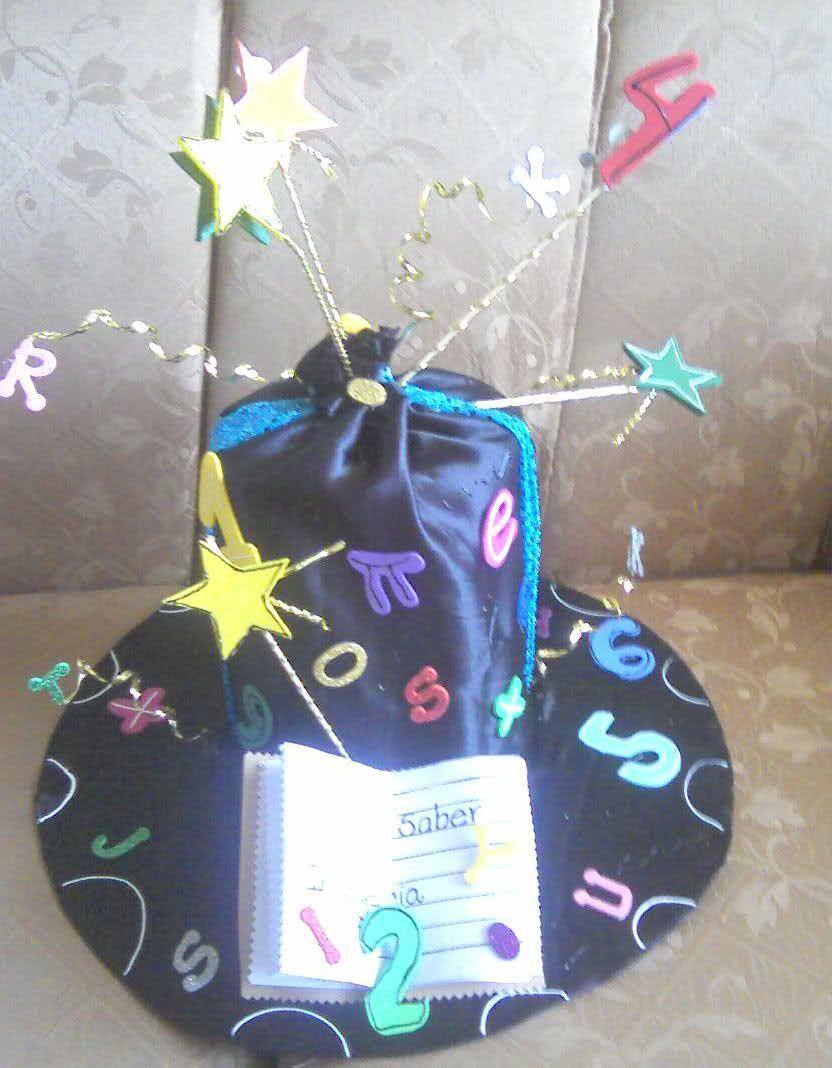 Sombreros locos para niños en material reciclable - Imagui ... a5ccca4a6f8