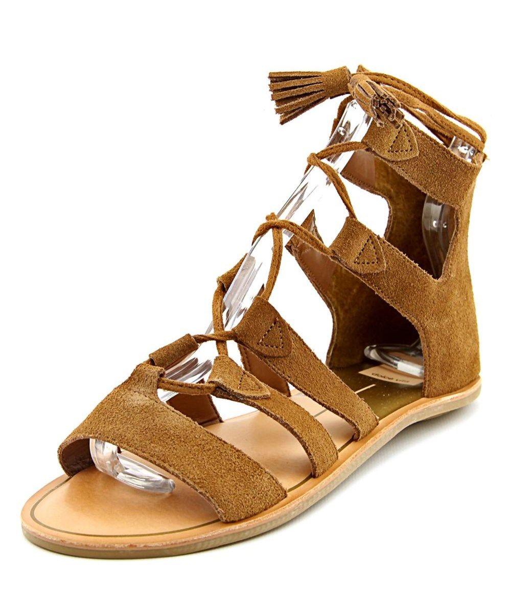 Dolce Vita Jianna Womens Espadrille Wedge Sandals Shoe SZ