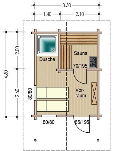 floor plan s 4 pinterest startups sauna house. Black Bedroom Furniture Sets. Home Design Ideas