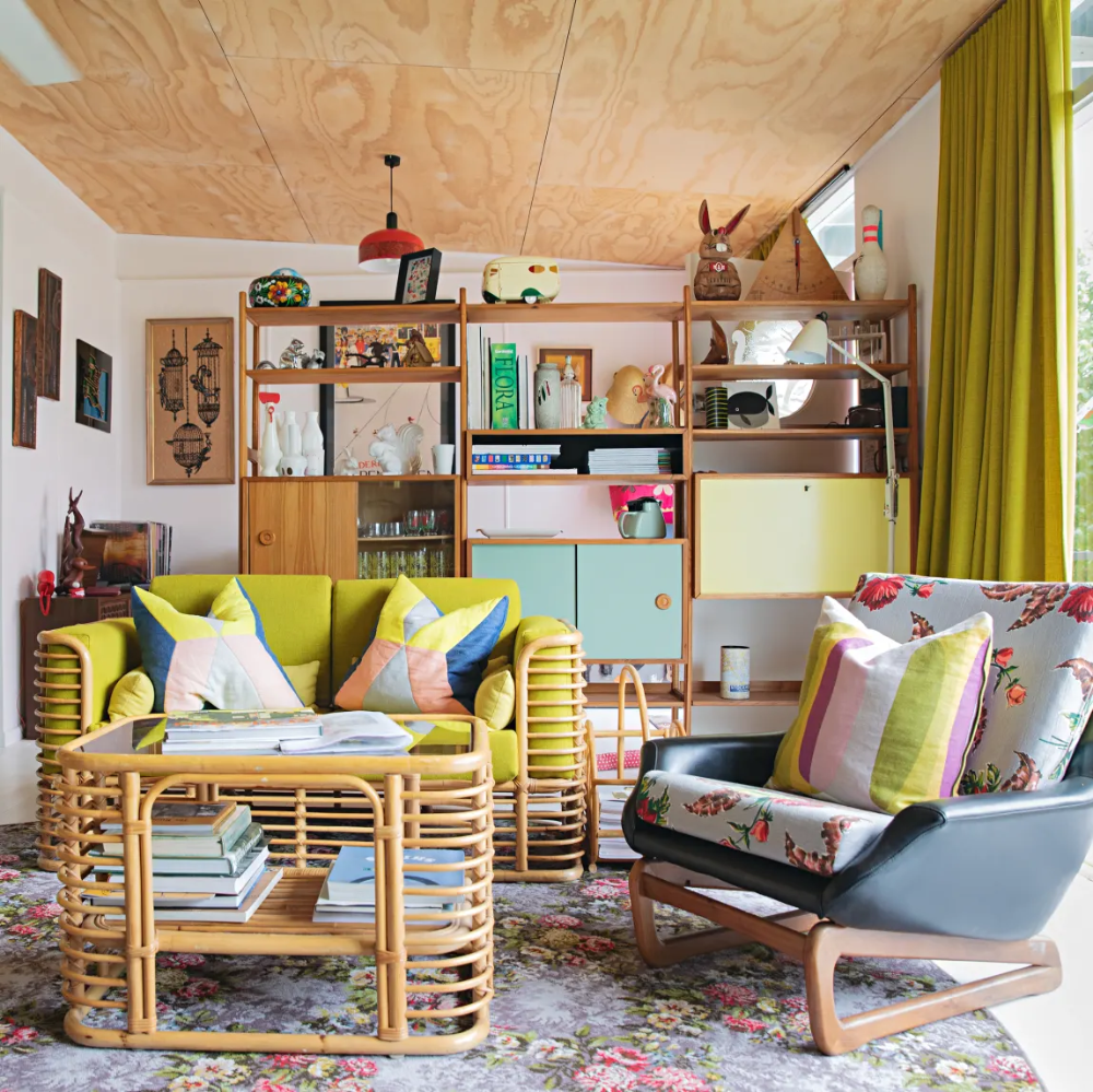 Look through Images #hippie home decor apartment therapy # ...