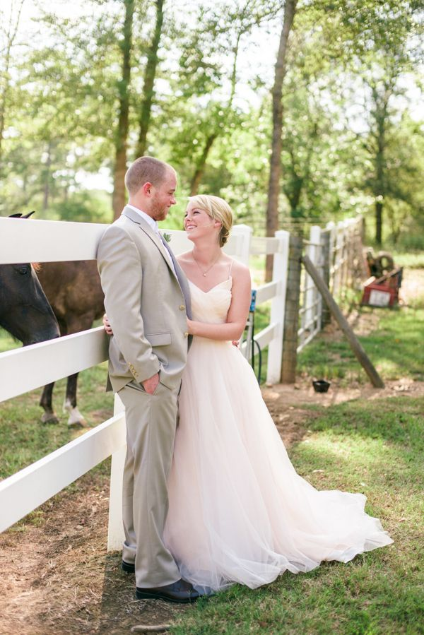 Alabama Barn Wedding By Love Be Photography