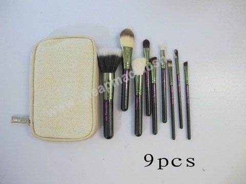 Cheap Sale Mac Makeup Hello Kitty Brush 9pcs Free Shipping