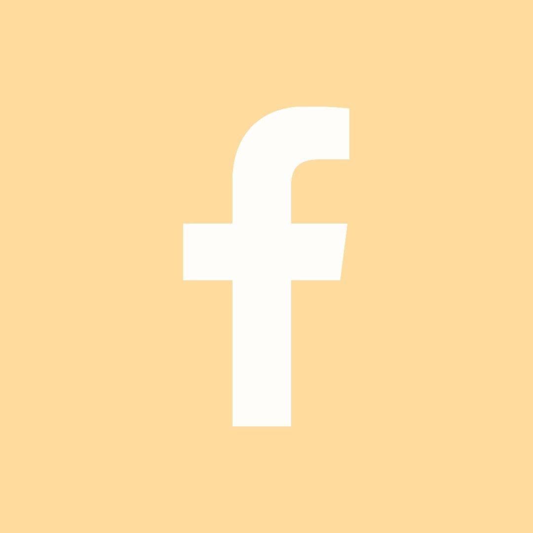 Facebook Icon For Ios 14 Iphone Photo App Ios App Icon Design Facebook Icons