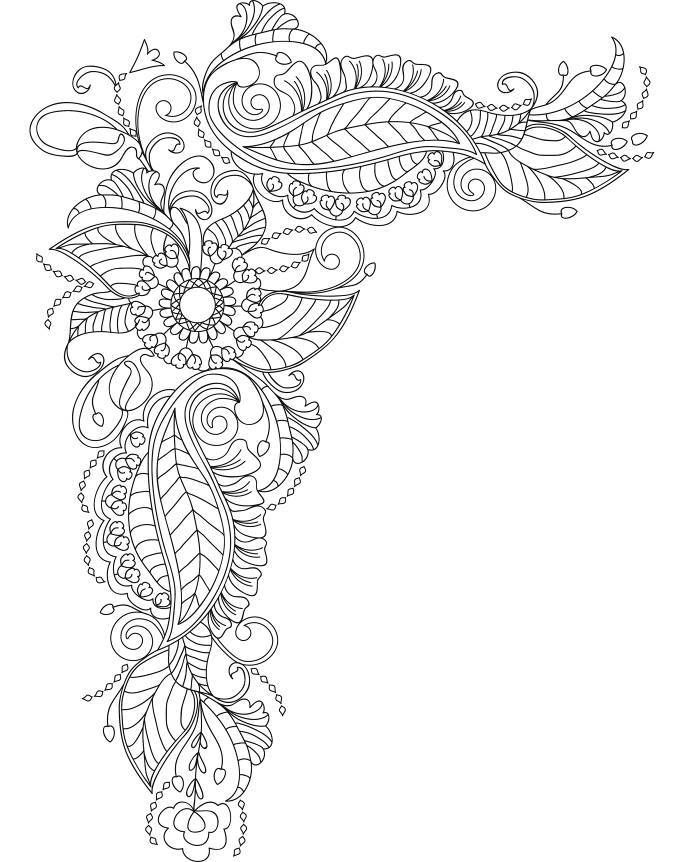 838318a37 The Art of Zendoodle: My Beautiful Spring Garden! 100 Amazing Garden  Patterns (nature pattern, floral pattern, bird design) - Kindle edition by  Erik Rogers.