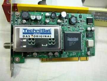 TechniSat SkyStar 1 DVB card Drivers