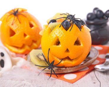 rolig halloween mat