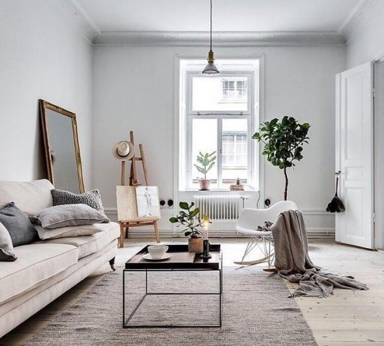 10+ Best Scandi Modern Living Room